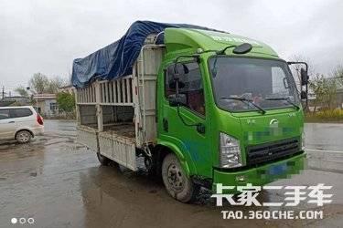 二手陕汽商用车 轩德X9 载货车 143马力