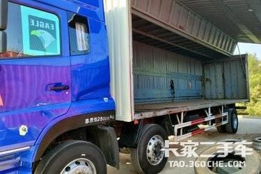 二手东风商用车 东风天龙 245马力图片