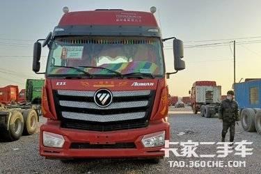 二手福田欧曼 欧曼ETX 400马力图片