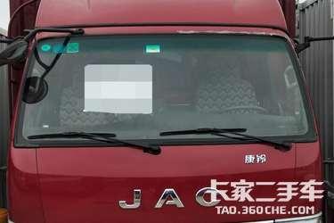 二手载货车 江淮康铃 130马力图片