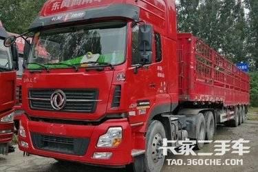 二手牽引車  東風商用車 420馬力 國五排放