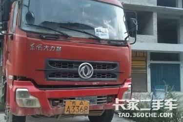 二手自卸车 东风商用车 356马力图片