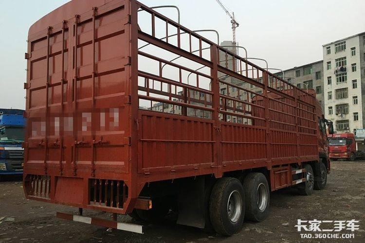 东风商用车 315马力 载货车