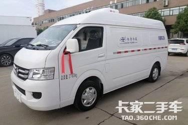 二手福田商务车 风景G7 160马力图片