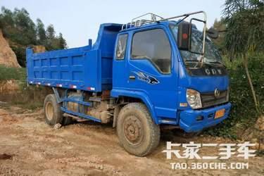 二手中国重汽成都商用车(原重汽王牌) 王牌W1 110马力图片