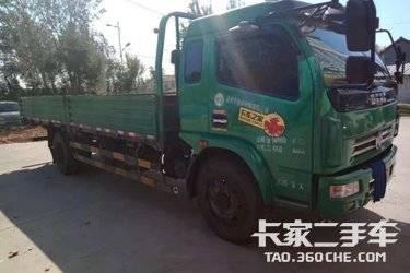 二手载货车 东风多利卡 170马力图片