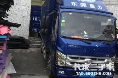二手载货车 福田时代 280马力图片