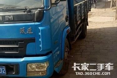 二手载货车 依维柯 110马力图片
