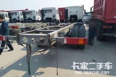 载货车  重汽豪沃(HOWO) 340马力