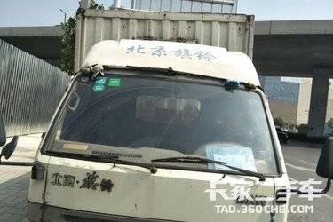 二手轻卡 北京牌 103马力图片