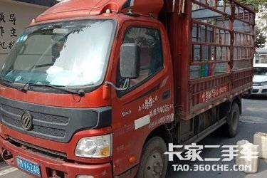 二手载货车 福田欧马可 151马力图片