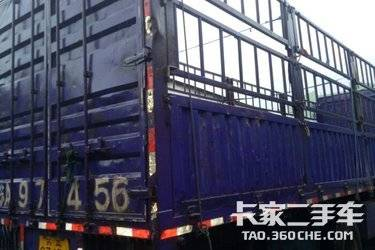二手载货车 东风凯普特 210马力图片