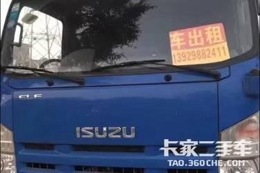 二手载货车 庆铃 190马力图片