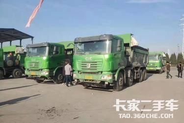二手联合卡车 联合UX系 340马力图片