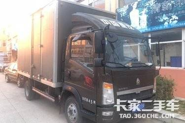 二手载货车 重汽豪沃(HOWO) 500马力图片
