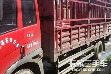 二手载货车 一汽解放 140马力图片