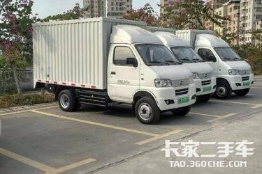 二手载货车 比亚迪 160马力图片