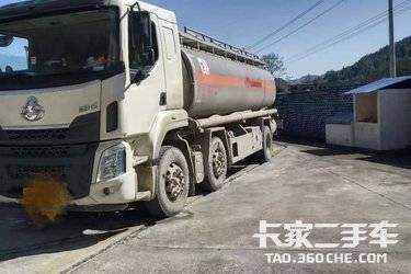 二手湖北楚胜(楚胜牌) 东风柳汽底盘 240马力图片