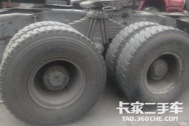 二手牵引车 重汽豪沃(HOWO) 380马力图片