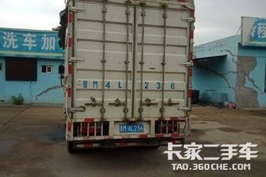 二手载货车 大运轻卡 130马力图片