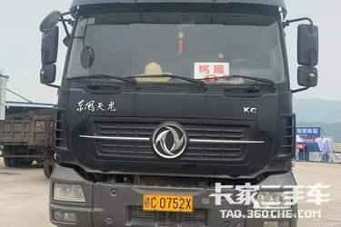 二手东风商用车 东风天龙KC 420马力图片