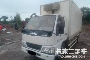 二手载货车 江铃汽车 140马力图片
