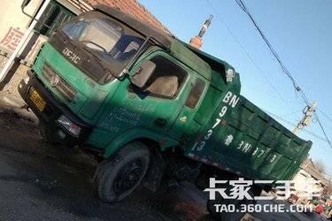 二手自卸车 东风股份 140马力图片