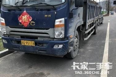 二手江淮工程车 帅铃G 190马力图片