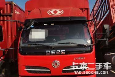 二手载货车 东风福瑞卡(全新) 160马力图片