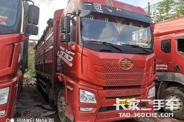 載貨車 青島解放 420馬力