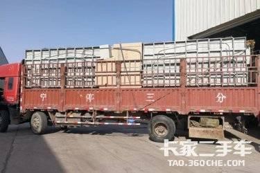 二手载货车 东风专底 210马力图片