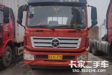二手载货车 大运轻卡 160马力图片