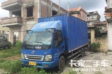 二手载货车 福田时代 109马力图片
