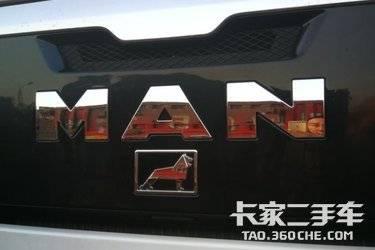 牵引车  曼 440马力