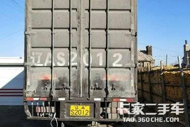 二手载货车 一汽柳特 220马力图片