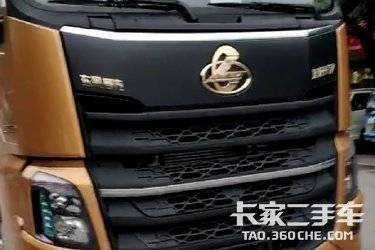 二手牵引车 东风柳汽 500马力图片