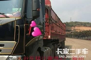 二手牵引车 重汽豪沃(HOWO) 420马力图片
