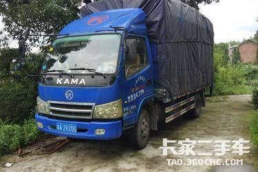 二手载货车 凯马 103马力图片