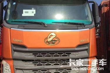 二手载货车 东风柳汽乘龙 375马力图片