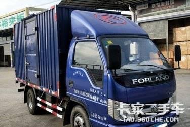 二手载货车 福田时代 120马力图片