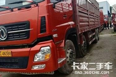 载货车  东风商用车 350马力可提档