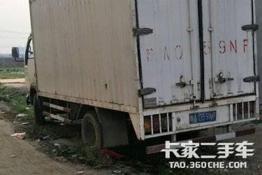二手载货车 东风小霸王 100马力图片