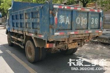 二手自卸车 东风新疆(原专底/创普) 103马力图片