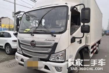 二手载货车 福田欧马可 145马力图片