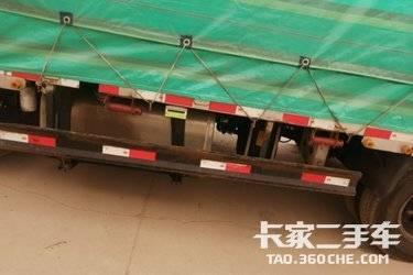 二手陕汽轻卡 德龙K3000 156马力图片
