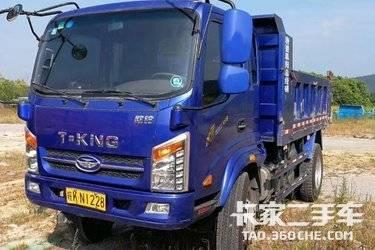 二手自卸车 唐骏汽车 140马力图片