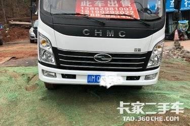 二手载货车 四川现代 130马力图片