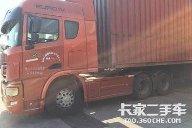 二手牵引车 联合卡车 460马力图片