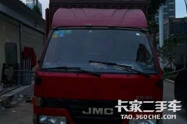 二手载货车 江铃汽车 320马力图片
