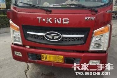 二手载货车 唐骏汽车 156马力图片